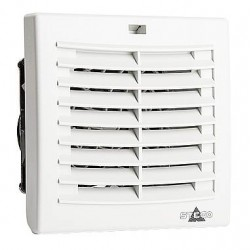 Ventilador Filtro Plus FPO018 24VDC Flap 92X92mm